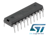 STMicroelectronics ST62T20CB6