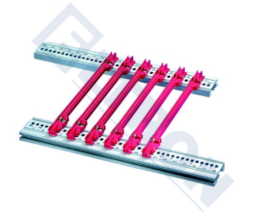 GUIDE RAIL 160D 2MM RED E/PRO