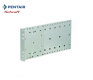 REAR PANEL 3U 84HP PERFORATED