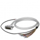 CABLE-D- 9SUB/M/OE/0,25/S/1,0M